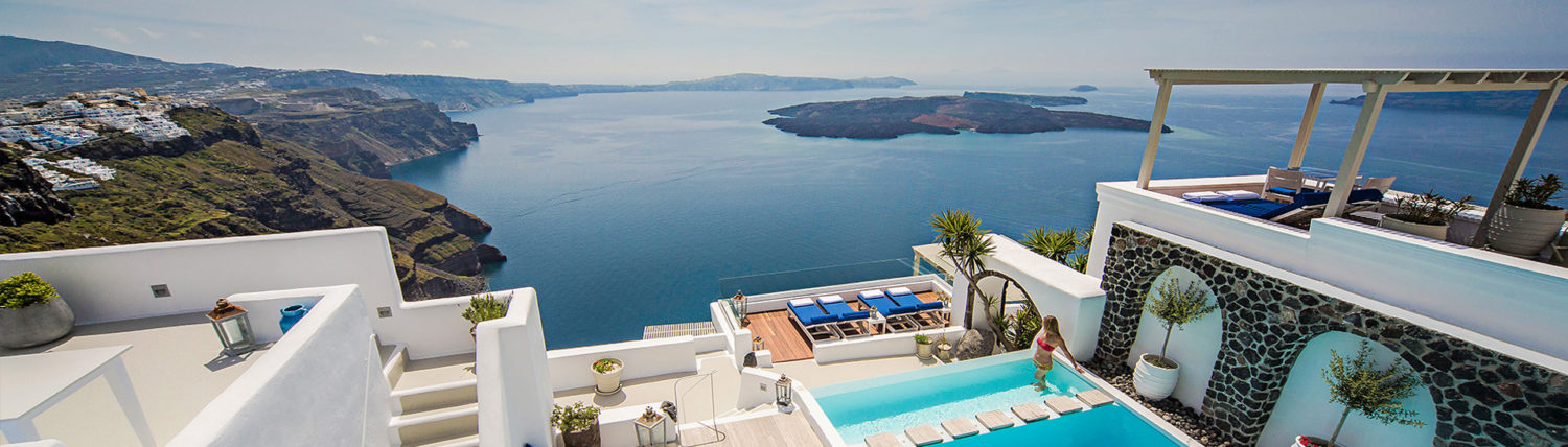 Santorini Hotels Guide